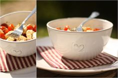 U nás na kopečku: Recepty z kopečku- domáci feta syr Feta, Homemade, Dinner, Cooking, Tableware, Kitchen, Drinks, Blog, Dining