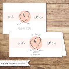 Hochzeitseinladung | Wedding Invitation | Save the date