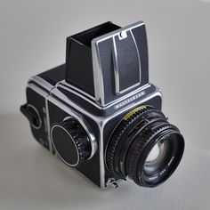 Fell in love with this camera during my photography degree. I must own one!