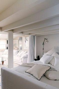 Bed nook!! | Lark & Linen