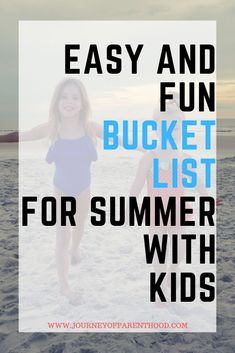 Planning a Summer Schedule for Kids: A Daily Routine for Four Kids