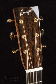 Bourgeois Guitars ~ OM Country Boy Deluxe Deep Body