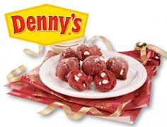 Free Dessert from Denny's 1/6/12