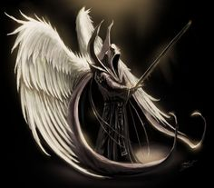 Dark Angel by ~LordHannu on deviantART