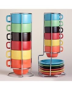 One of my favorite discoveries at WorldMarket.com: Multi-Color Jumbo ...