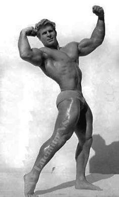 muscle men nude Vintage