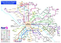 Bristol Bus Routes