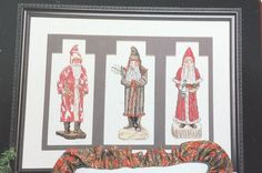 Counted cross stitch pattern An Old by LadyPembrokeCrafts on Etsy
