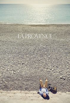 - nous serons la bas. bientot. :-) - La Provence shoot by Tadao Cern