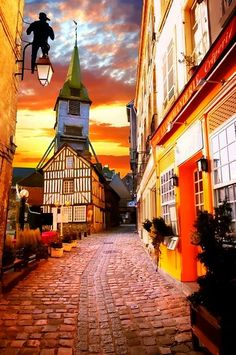 Normandy / France