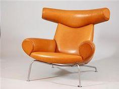 Hans J. Wegner, 1914-2007. Ox Chair