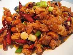 big bowl kung pao chicken copycat recipe