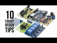 10 circuit design tips every designer must know - Gadgetronicx Robotics Engineering, Computer Engineering, Circuit Drawing, Electronic Circuit Design, Electronic Workbench, Gps Tracking Device, Electric Circuit, Old Computers, Works With Alexa
