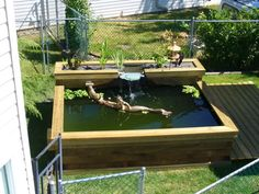 Dargatz S Image Ponds Backyard Pond Design Outdoor Ponds