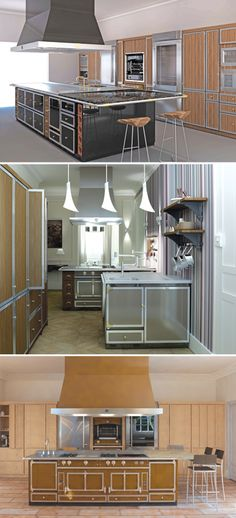 Kitchen & Bath Cottage in Shreveport, LA is an authorized La Cornue showroom. www.kbcottage.com