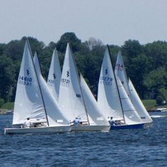 Sailing Fun on Geist
