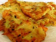 Low Carb Recipes, Cooking Recipes, A Food, Food And Drink, Quick Meals, Bon Appetit, Cauliflower, Zucchini, Appetizers