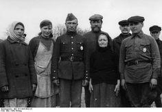 """Russian """" Wehrmacht Voluntary """" (Freiwillige der Wehrmacht). Russia jan 1942"""