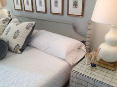 Reid Classics // Urban Grace Interiors // Coastal Living Ultimate Beach House bedroom