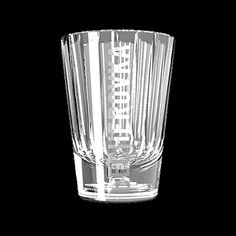 glass in glass / Becherovka - Pohár českých designerů