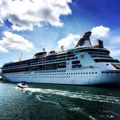 Ever been on a cruise? What's your favorite thing about being on a #cruise? Check out our deals for a great Florida vacation. #LoveFL