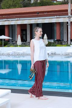 Photographie Monaco Benjamin Vergely Fashion blogger Outfit Spring Look 2017