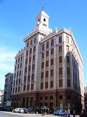 Art Deco - BACARDI Building - Cuban Architecture - Havana/Cuba