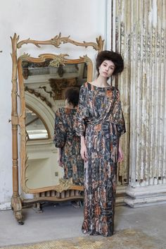 Tia Cibani - Fall 2015 Ready-to-Wear - Look 11 of 20