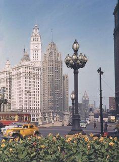 Chicago, August 1941