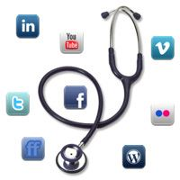 #Infographic by Power DMS Suite: Social Media in Healthcare via @PowerDMS #socialmedia #socialnetworks #healthcare