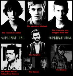 Supernatural players