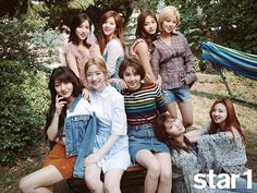 Twice - Magazine June Issue Twice Tzuyu, Twice Dahyun, Group Pictures, Editing Pictures, Kpop Girl Groups, Korean Girl Groups, Nayeon, S Girls, Kpop Girls