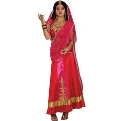 BOLLYWOOD-BEAUTY-Kama-Sutra-Royalty-A-COSTUME-Size-STD-889191-56