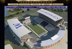 The Husky Stadium is a football stadium situated on the campus of the University of Washington. It's considered the largest stadium in the Pacific Northwest... discountattractions.com