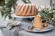 Rezept für Spekulatius Gugelhupf. Ein weihnachtliches Gugelhupfrezept von cookingCatrin. Winterlicher Spekulatius Gugelhupf schnell gemacht.
