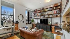 Spacious Clinton Hill co-op in century-old building asks $629,000 - Curbed NY