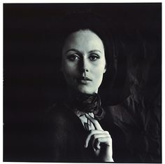 """""""Woman"""" by Lothar Wolleh, 1966. masters-of-photog..."""