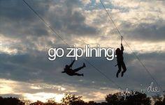 Go Ziplining