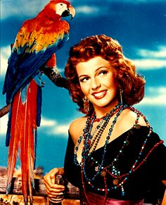 Rita in The Loves Of Carmen (1948).