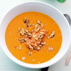 Fixe Tomaten-Kartoffel-Suppe