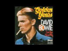 David Bowie - Golden Years (The Reflex Stems Re Vision)