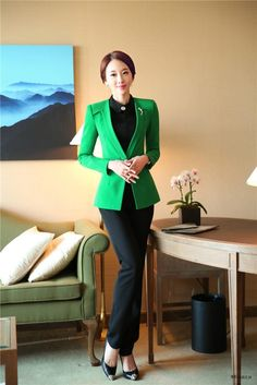 Aliexpress.com : Buy New 2016 Fashion Formal Pant Suit for Women …