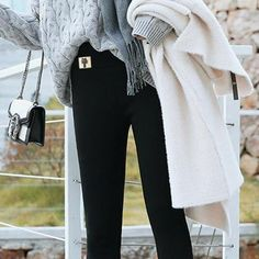 800+Sold, Hot Sales!! 🔥Real warm high content cashmere!🔥 🔥Warm, fluffy and thick to keep the body warm and prevent heat loss. Get yours Before its SOLD OUT! Enjoy this New Year with Neulons.com Grab this OFFER Now!! Winter Leggings, Warm Leggings, Leggings Sale, Skirt Leggings, Cashmere Leggings, Cashmere Wool, Fleece Socks, Warm Pants, Thermal Leggings