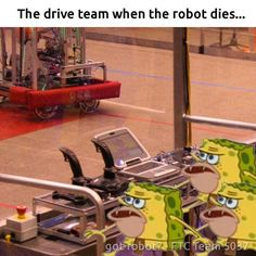 Ugh I hate when that happens! Nerd Stuff, Funny Stuff, First Robotics Competition, Nerd Memes, Robotics Engineering, Fresh Memes, Science And Technology, Robots, Programming