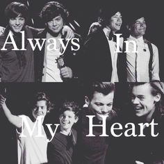 """Always in my heart @harry_styles. Sincerely yours, Louis."" Remember?? Cause i remember it very well"