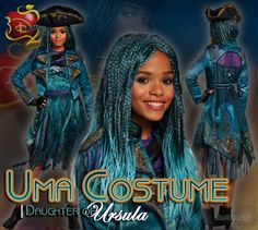 how to draw descendants 2 uma
