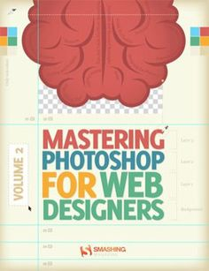 Mastering #Photoshop for Web Design  This book proposes you 11 articles that will manage to cover different aspects of your work with Photoshop ( retouching, cloning, designing for iPhone etc.) and will surely increase your professional skills.  Read more: http://www.webdesign.org/web-design-basics/design-principles/web-design-books.21145.html