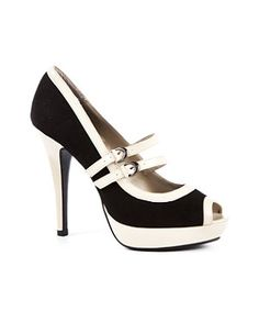 These remind me of a smokin hot athletic shoe...not sure why...but I like it!