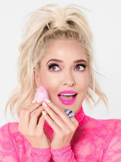 Real Housewives of Beverly Hills' Erika Jayne Has Expensive Taste—See What's in Her Makeup Bag