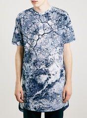 Criminal Damage Blue T-Shirt*